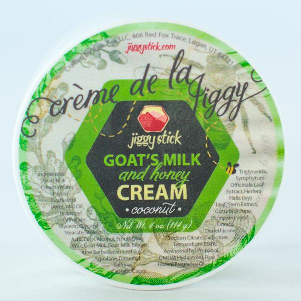 Creme-Coconut